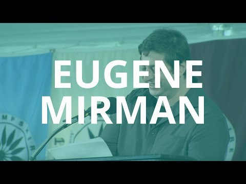 Hampshire College • 2012 Commencement Keynote Speech • Eugene Mirman