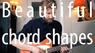 Learn Beautiful Chord Shapes Open Voicings