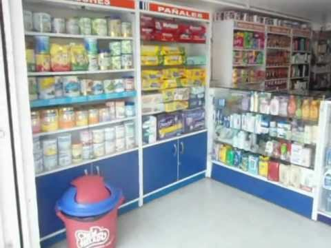 Muebles para droguer as farmacias trabajos a nivel for K es mobiliario