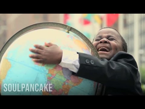 A Tiny Poem To The World From Kid President video