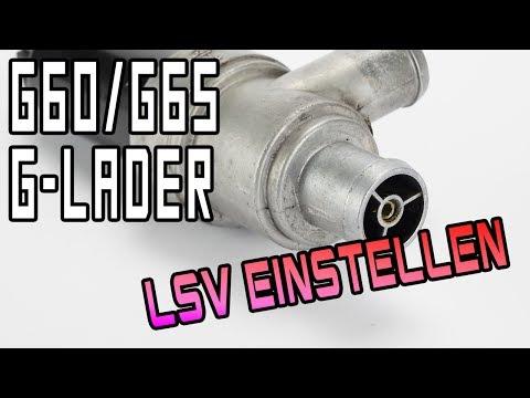 VW G60 LSV Leerlaufstabilisierungsventil einstellen | www.theibach-performance.de