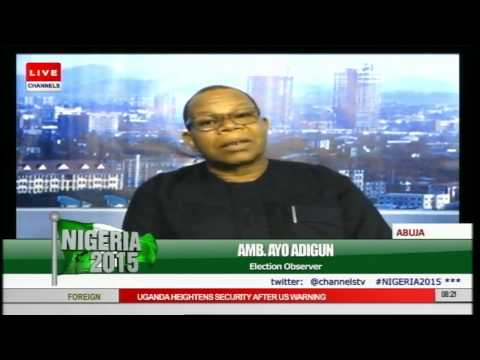 All Eyes On Nigeria Globally Regarding Election Outcome-- Election Observer