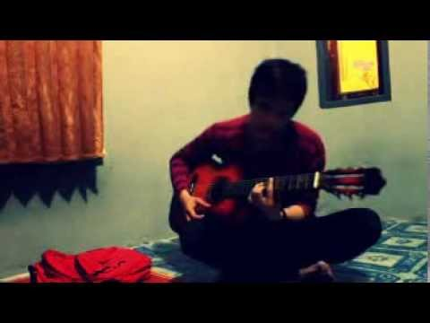 Mama Papa Larang Judika - Fransiscus Damanik Cover video