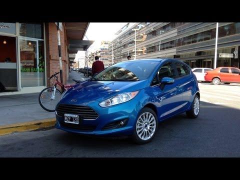 Ford presento al Nuevo Fiesta Kinetic Design