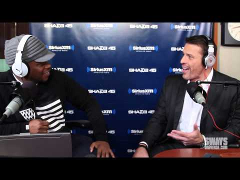Tony Robbins on Consultation-Talk with Big Sean & LL Cool J, Gives Financial Advice and Discusses Importance of Music