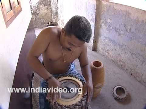 The making of a Maddalam