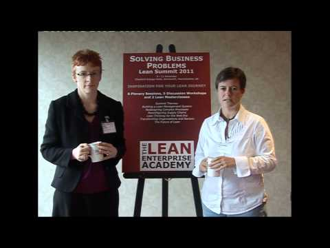 Lean Summit 2011 - Wrigley Company Ltd