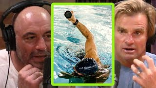 Laird Hamilton Uses Weights in the Pool for a Powerful Workout