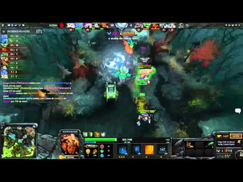 Hidra Gaming vs. Titans Five UGC SA Iron Game 2 - Casted by Mussi