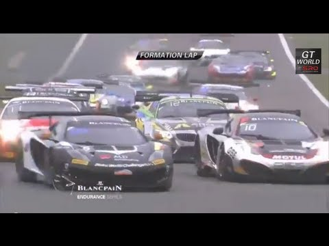 Blancpain Endurance Series - 1000k Nurburgring - 2013 - Watch Again - As Streamed.