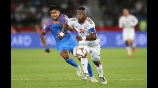 Highlights: India 0-2 United Arab Emirates (AFC Asian Cup UAE 2019: Group Stage)