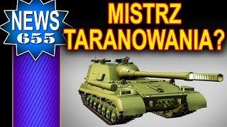 Nowy mistrz taranowania? - NEWS - World of Tanks
