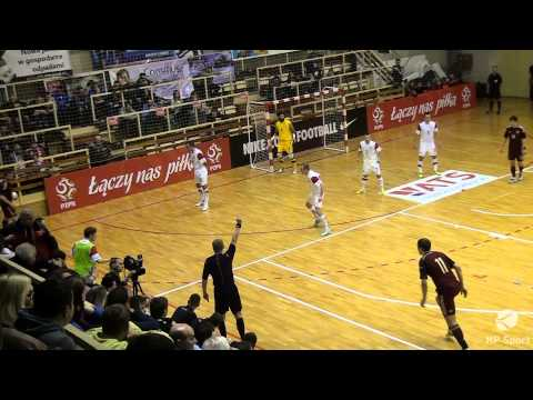 FUTSAL / Poland vs Russia / Highlights [10.02.2015]