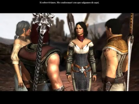 Dragon Age 2  ( Direct X 11  ) on Pentium 4  & HD4350