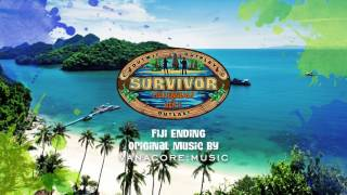 Survivor Millenials Vs. Gen X - Fiji Ending