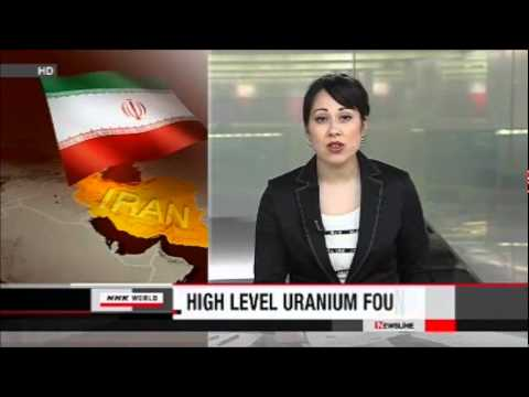 IAEA finds high grade Uranium in Iran