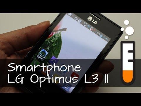 Optimus L3 II LG Smartphone E425f - Resenha Brasil
