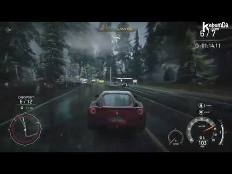 An?ncio do Need for Speed Rivals + Gameplay Multiplayer - E3 2013