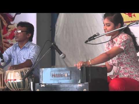 Kon Se Alor Swapno Niye Bangla Gaan By Mouli Das  Bss Durgapujo 2014 video
