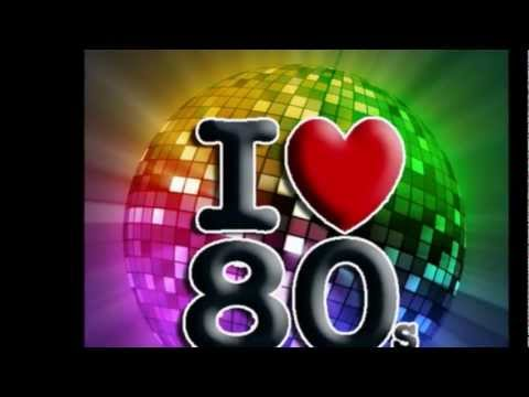 disco retro de los 80