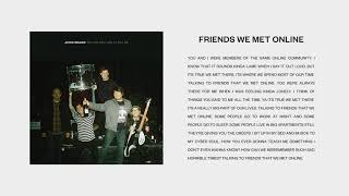 "Joyce Manor - ""Friends We Met Online"" (Full Album Stream)"