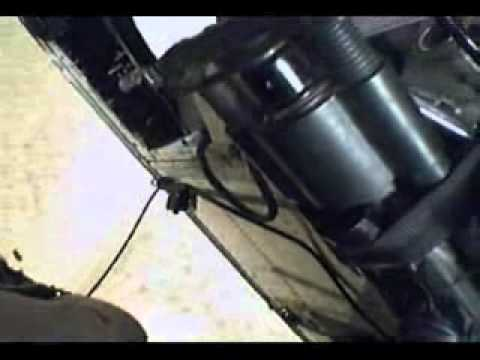 Blackwater Aviation footage in Baghdad