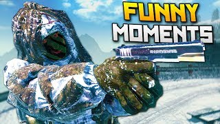 Black Ops - HIDE AND SEEK Funny Moments! (BO1)