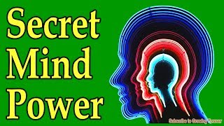 The SECRET Magic of Mind Power (Learn This!)