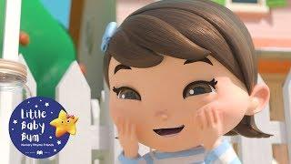 Little Baby Bum | Work Work Work + More Nursery Rhymes and Kids Songs | Kids Videos