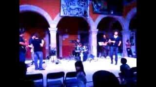 Presentación del grupo de Rock The Phantom