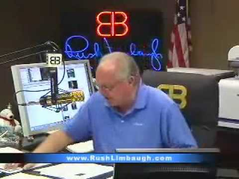 Rush Limbaugh: DESTROY THE WHITE 4 HOUSE SWITCHBOARD