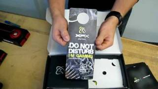Radeon HD 5770 1GB ATI Video Card XFX Unboxing Linus Tech Tips