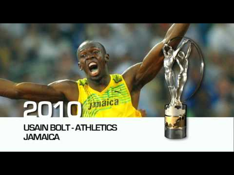 Laureus World Sportsman of the Year Nominations 2010