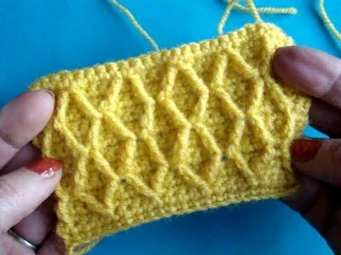 Узоры вязания крючком - 3