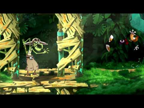 Rayman Origins - E3 Trailer