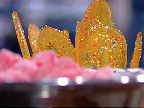 مصاصات الليمون والعسل علي طريقة الشيف #ساره_عبدالسلام من برنامج #سنه_اولي_طبخ #فوود