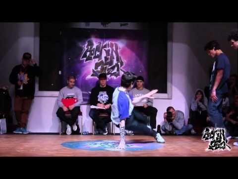 FLEXIBLE FLAV / FUNKOBOTZ vs LIFE INTERNATIONAL Semifinal 3x3 Rockin Star 2013