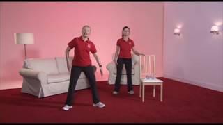 Cardiac Rehab at Home - Level 1 Programme