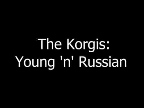 The Korgis - Young N Russian