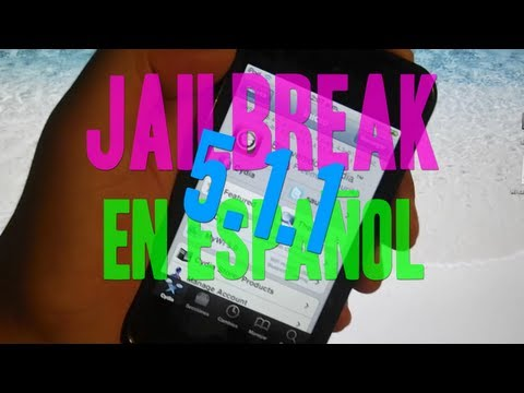 JAILBREAK 5.1.1 PARA IPHONE 4 3GS IPOD TOUCH 4G 3G & IPAD EN ESPAOL