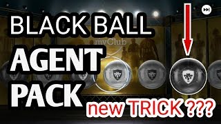 TRICK BLACK BALL AGENT PACK PES 2018 MOBILE ANDROID