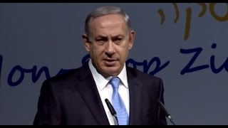 Netanyahu: Hitler Didn't Want to Exterminate the Jews
