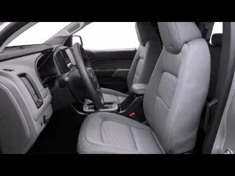 2016 GMC Canyon Video