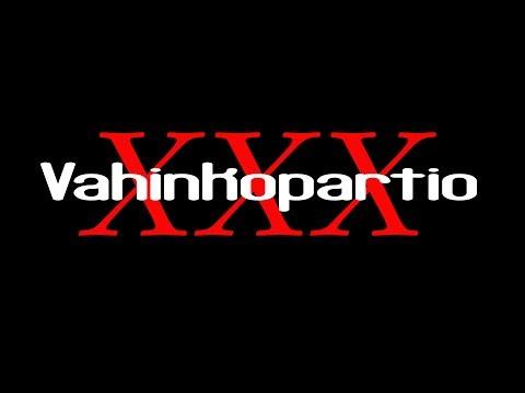 Xxx-vahinkopartio - Miehen Työ [a Man's Job] video