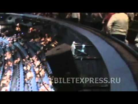 театр Россия обзор зала