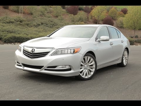 Acura  Wagon on 2014 Acura Rlx Review Add To Ej Playlist Has Acura Made The Rear Drive