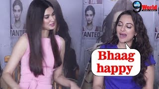 Happy Phir Bhaag Jaayegi: Exclusive Chit Chat With Sonakshi Sinha & Diana Penty