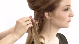 How-To: Intricate Side Braid with Stephanie Brinkerhoff