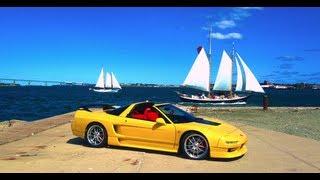 ACURA NSX | THE ULTIMATE DRIVING EXPERIENCE | MUSIC