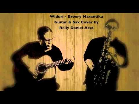 Widuri Broery Marantika Sax Cover